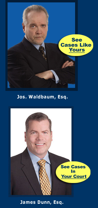 Attorney Jos. Waldbaum, DUI Client Reviews