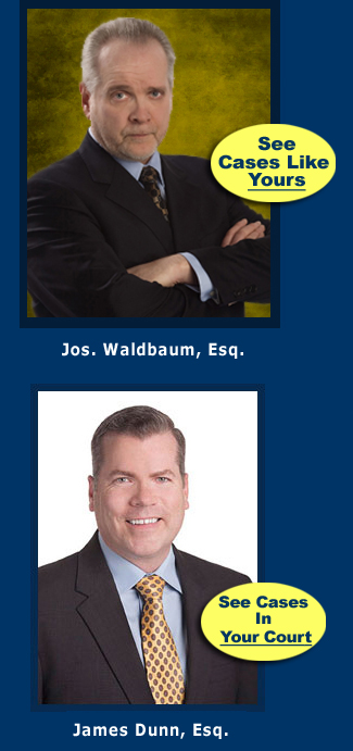 Jos. Waldbaum, top OUI lawyer in Cambridge, MA