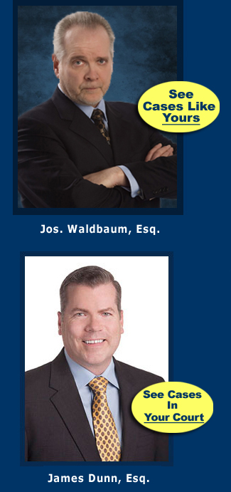 Videos of Jos. Waldbaum, DWI Lawyer